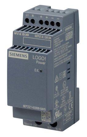 RS Components presenta la cuarta generación de fuentes de alimentación extraplanas LOGO! Power