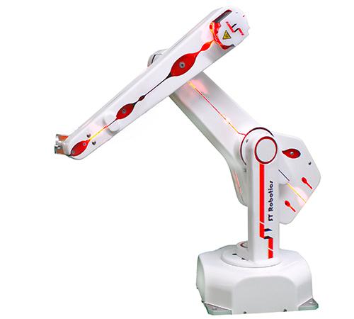 Brazos robóticos asequibles para utilizar en aplicaciones de banco de trabajo