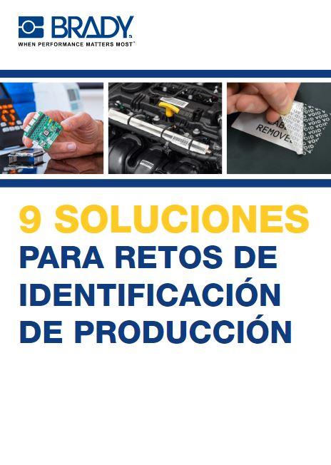9 retos de identificación de producción