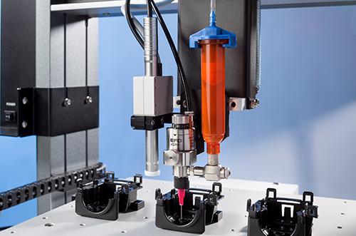 Válvula de Aguja para la micro dosificación de fluidos