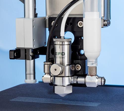 Válvula de pulverización Nordson EFD 781Mini