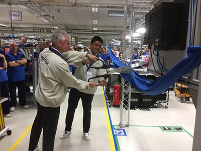 Omron instala dos nuevas líneas de producción en los Países Bajos